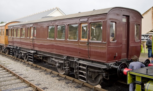 GWR 6479 Engineer's Saloon built 1910