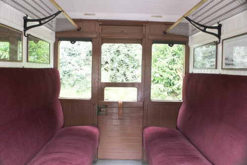 Paul Abell 07/08/2016. View of compartment