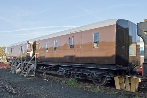 GWR 333 Hawksworth Full Brake built 1951